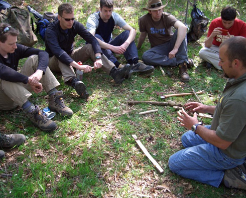1 day Introduction to Bushcraft Course