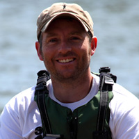 Andrew Price, Owner and Head Instructor at Dryad Bushcraft