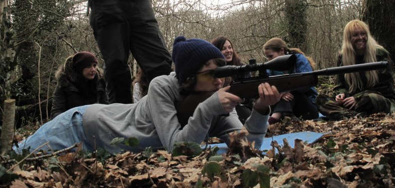 Hunting with an Air Rifle